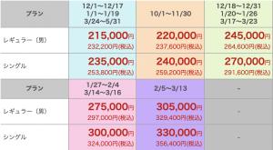 宇都宮岡本台自動車学校料金