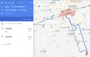 新潟中央自動車学校 アクセス