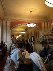 プラハ カフェ