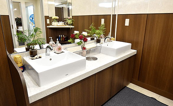 大渡自動車学校 トイレ