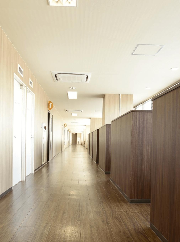 大陽猪名川自動車学校 廊下